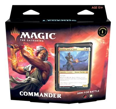Commander Legends Commander Deck: Arm for Battle (ENG)