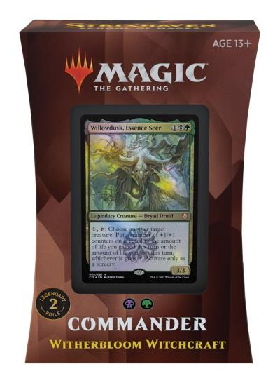 Strixhaven: School of Mages Commander Deck: Witherbloom Witchcraft (ENG)