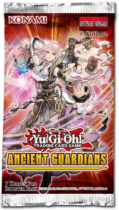 Ancient Guardians Booster (ENG)