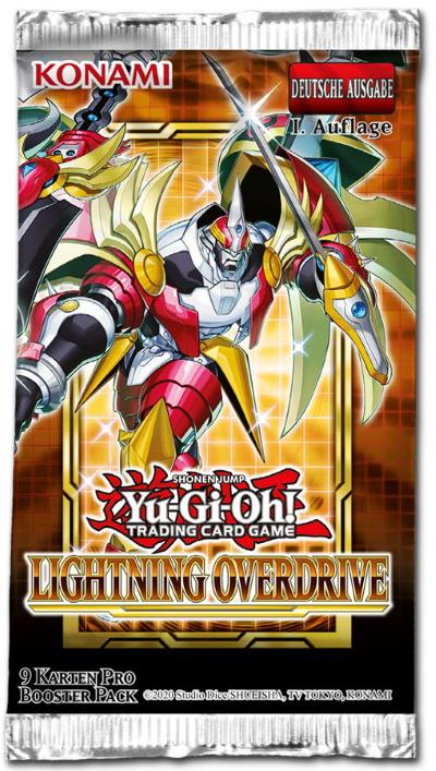 Lightning Overdrive Booster (ENG)
