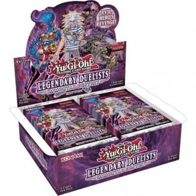 Legendary Duelists: Immortal Destiny Boosterdisplay (DE)
